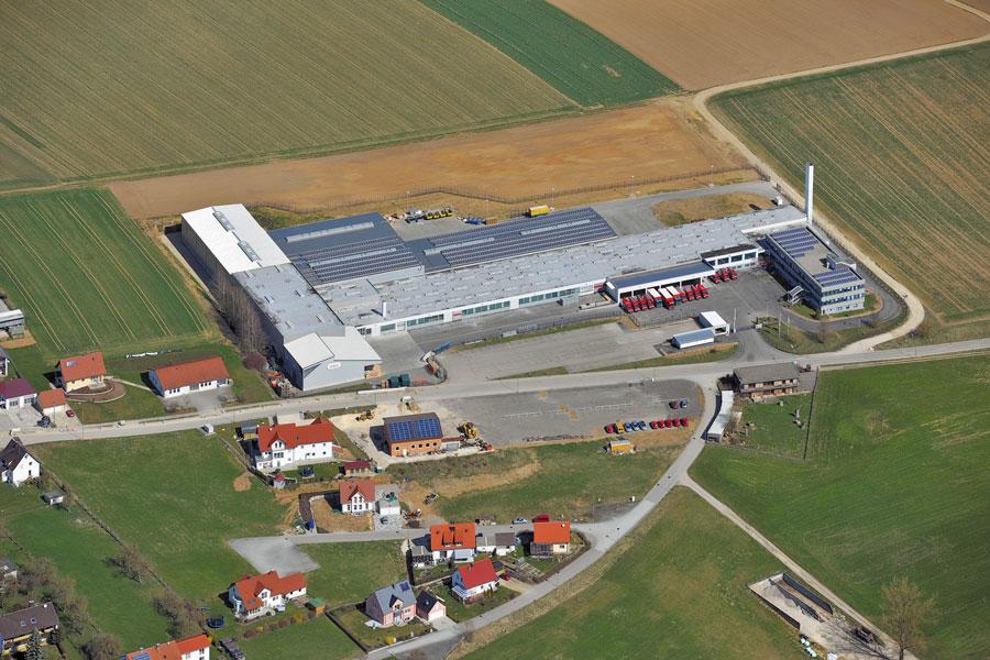 Reflexa Werk in Rettenbach