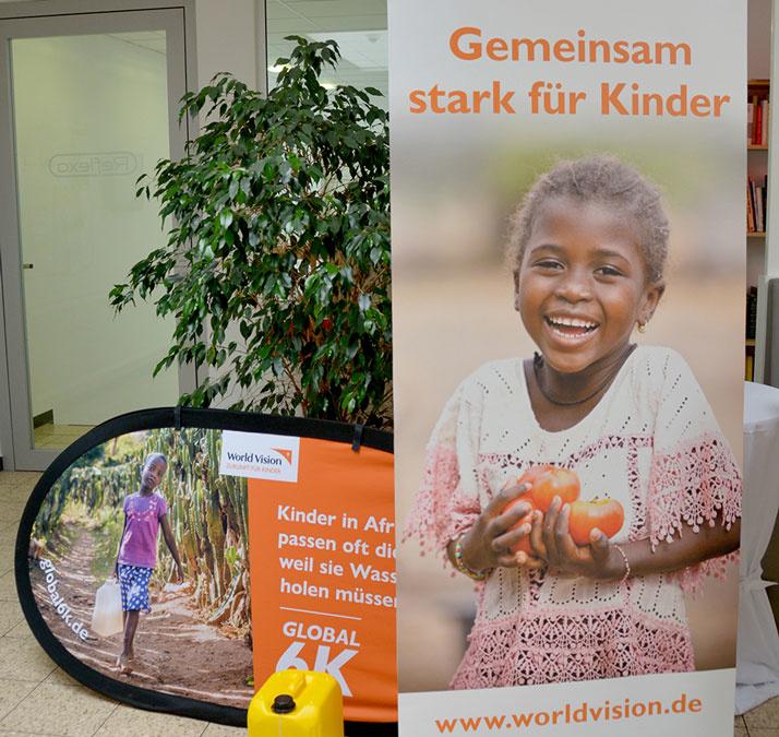 Global 6K Lauf – Wasser für Kinder in Afrika