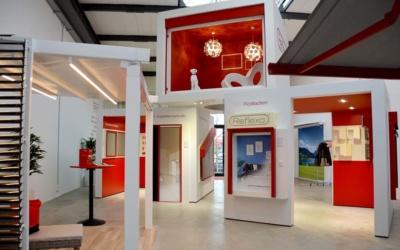 Showroom und Schulungszentrum in Bremen