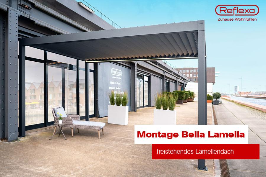 Montage Bella Lamella