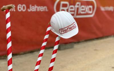Reflexa baut neue Produktionshallen